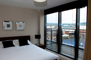Image of 1 bedroom apartment custom house square